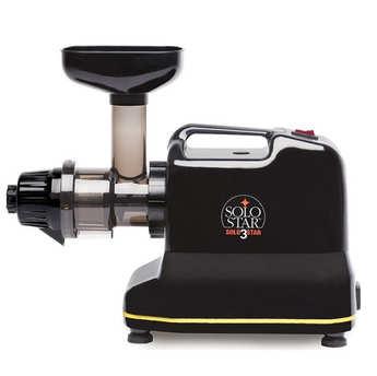 - SoloStar 3 juice extractor