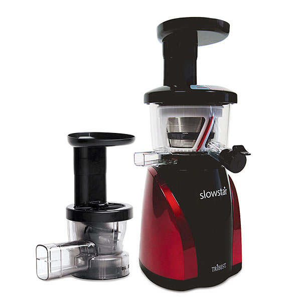 Tribest Slowstar juice extractor