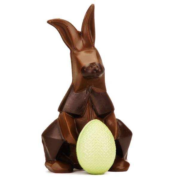 Easter Milk Chocolate - The rabbit