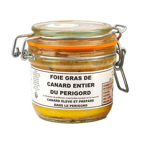 Danos Frères - Foie gras de canard entier de Dordogne
