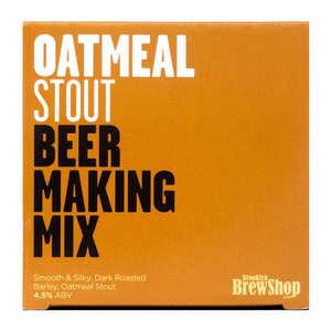 Brooklyn Brew Shop - Recharge pour fabrication de bière brune Stout à l'avoine