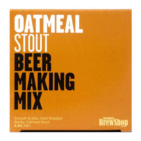"""Brooklyn Brew Shop - Beer making mix """"Oatmeal Stout"""""""