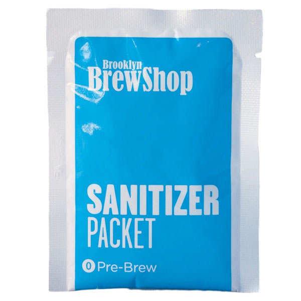 Sanitizer packet