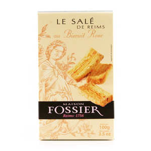 "Biscuits Fossier - ""Sale de Reims"""