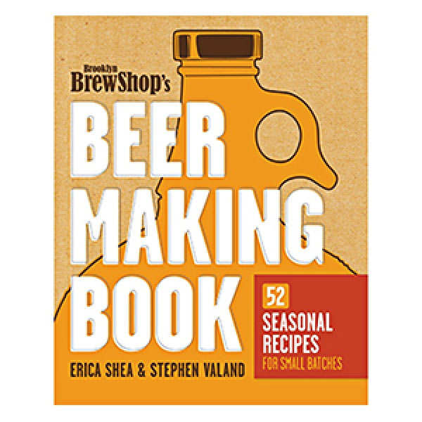 Beer making book in english