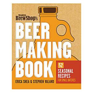 Brooklyn Brew Shop - Livre pour fabrication de bière maison - en anglais