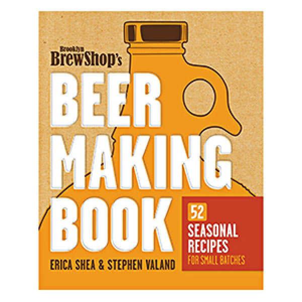 Livre pour fabrication de bière maison - en anglais