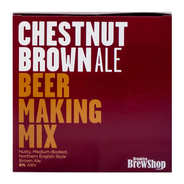 "Brooklyn Brew Shop - Beer making mix ""Chestnut Brown Ale"" - 6%"