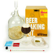 "Brooklyn Brew Shop - Beer making kits  ""BeyondBlondes"""
