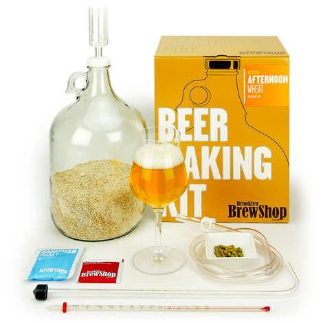 Brooklyn Brew Shop - Beer making kits