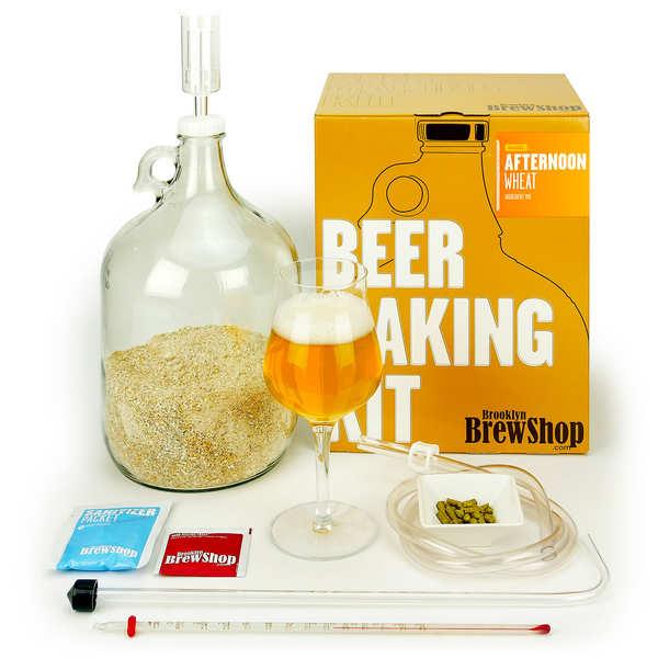 Kit de fabrication bière blonde