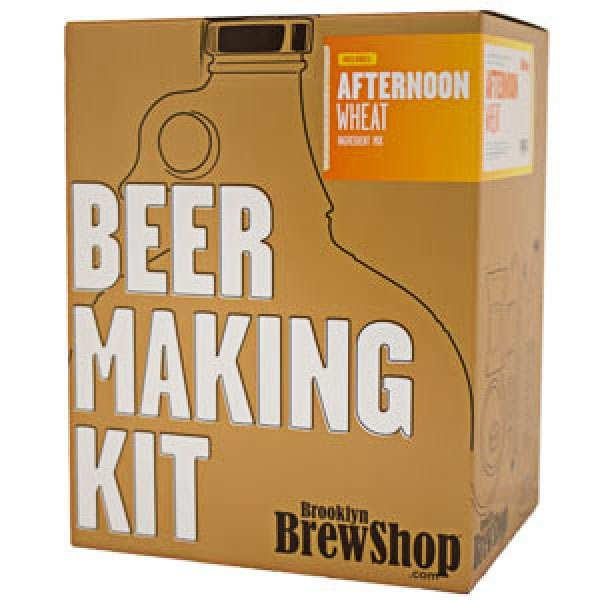 Beer making kits