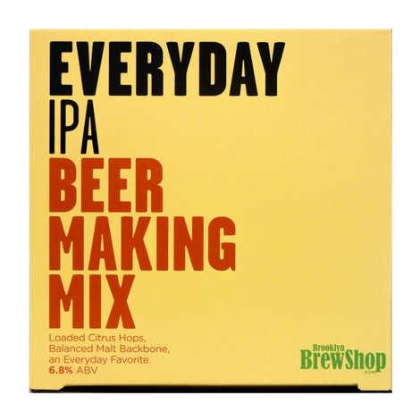 """Brooklyn Brew Shop - Recharge pour fabrication bière blonde""""Indian Pale Ale"""" - 6.8%"""