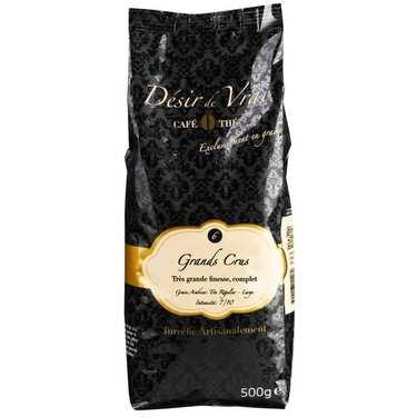 Coffee in beans Grand cru