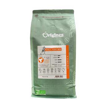 Désir de vrai - Coffee in beans Moka sidamo