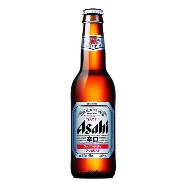 Asahi - bière du Japon - 5%