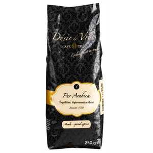 Désir de vrai - Ground Coffee pure arabica