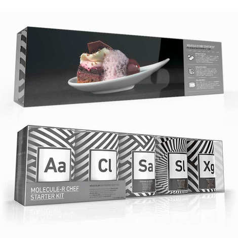 Saveurs MOLÉCULE-R - Molecule-R Chef Starter Kit