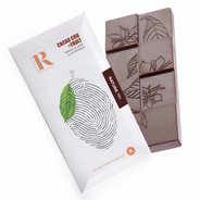 Rrraw - Tablette de chocolat cru brut pépite bio