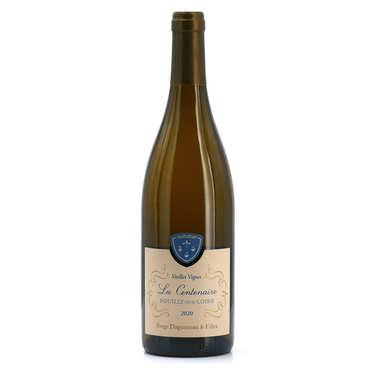 Pouilly-sur-Loire La Centenaire - White wine from Serge Dagueneau