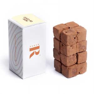 Rrraw - Cubes de chocolat cru à la noix de cajou et coco bio