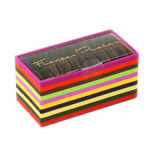 Chocolats François Pralus - Galets de chocolat noir et lait
