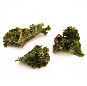 Happy Crulture - Organic raw kale crisp Ranch Flavours