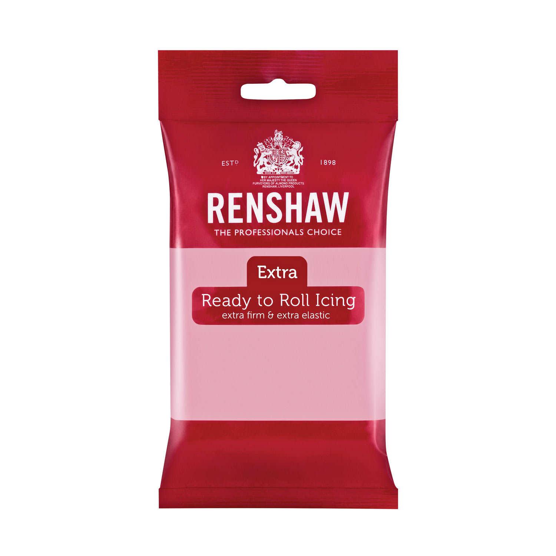 Renshaw Extra - Pink Rolled Fondant