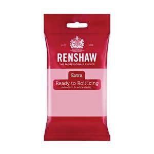 Renshaw - Pâte à sucre ivoire au chocolat blanc - Renshaw
