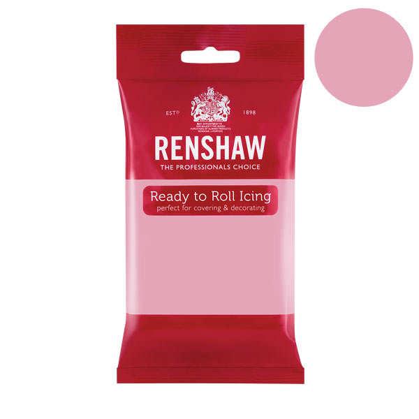 Renshaw - Pink Rolled Fondant