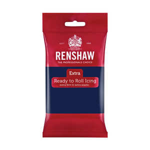 Renshaw - Pâte à sucre bleu nuit - Renshaw
