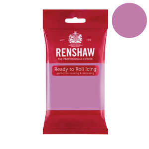 Renshaw - Pâte à sucre lavande - Renshaw