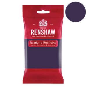 Renshaw - Pâte à sucre violet iris- Renshaw