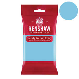 Renshaw - Renshaw - Baby Blue Rolled Fondant