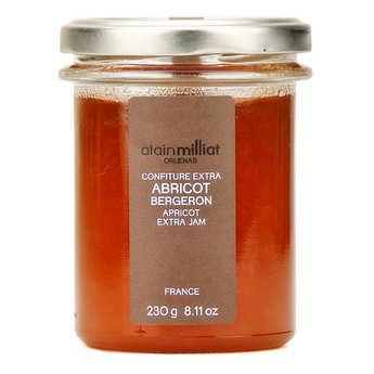 confiture abricot bergeron