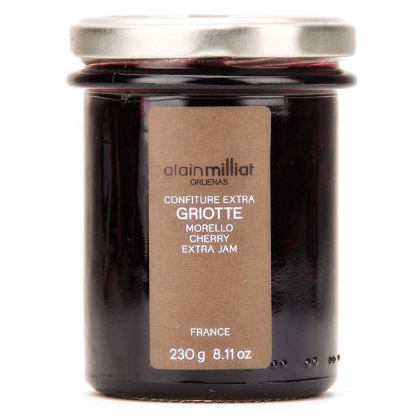 Jam of Morello - Alain Milliat