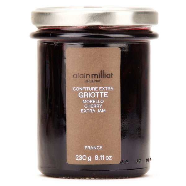 Confiture de griotte - Alain Milliat