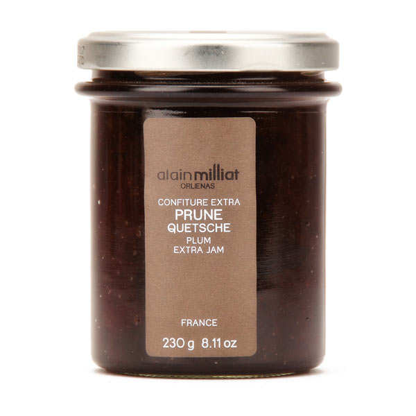 Confiture de prune quetsches - Alain Milliat