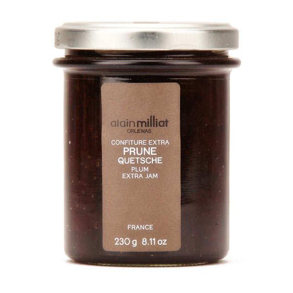 Jam of Prune plums - Alain Milliat