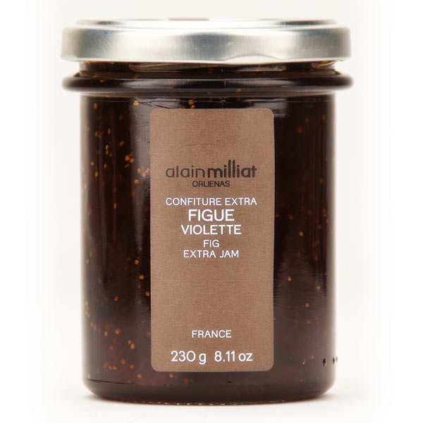 Confiture de figue - Alain Milliat