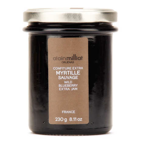 Alain Milliat - Confiture de myrtille - Alain Milliat