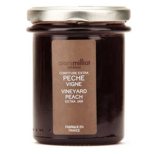 Alain Milliat - Confiture de pêche de vigne - Alain Milliat