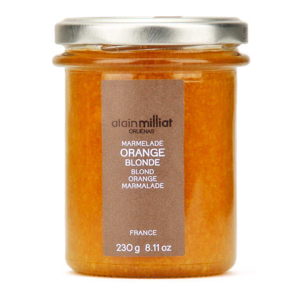 Blond Orange marmalade - Alain Milliat