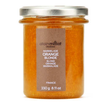 Alain Milliat - Marmelade d'oranges blondes - Alain Milliat