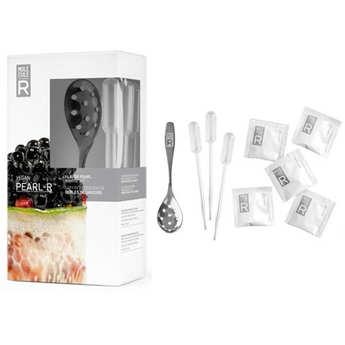 Saveurs MOLÉCULE-R - Molecular Gastronomy Kit - Cuisine R-Pearl