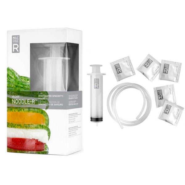 molecular gastronomy kit cuisine r noodle saveurs mol 201 cule r