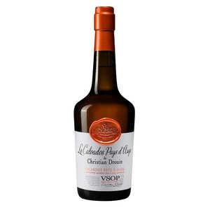 Christian Drouin - Calvados Christian Drouin VSOP - Pays d' Auge - 40%