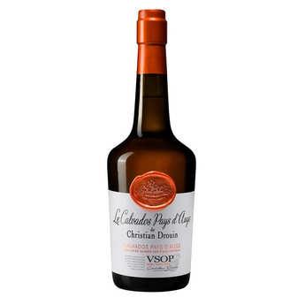 Christian Drouin - Christian Drouin  Calvados VSOP 40%