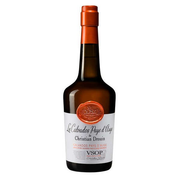 Calvados Christian Drouin VSOP - Pays d' Auge - 40%