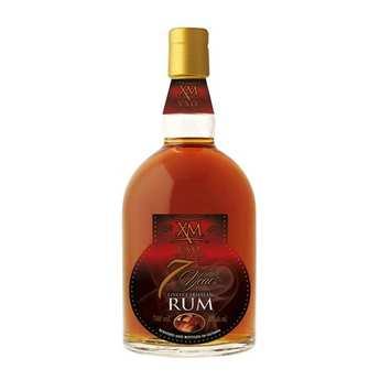 Distillerie Diamond - Rhum XM 7 ans VXO en étui - 40%